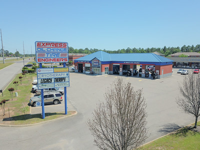 EXPRESS OIL CHANGE -  4071 W Main St, Dothan, AL