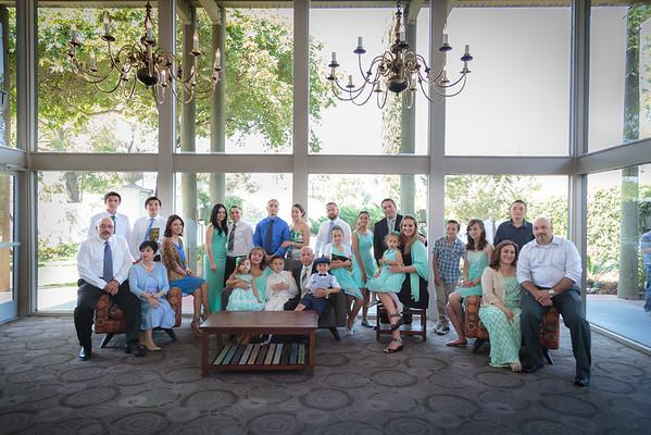 Family Group Photos