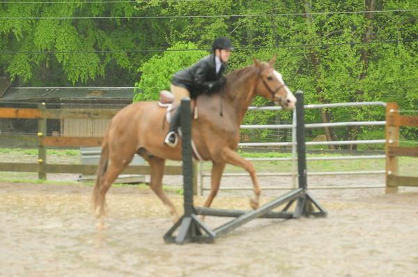 60-Beginner Rider Equitation