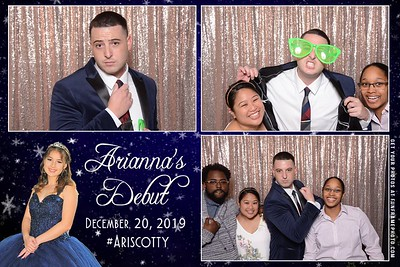 Arianna's Debut