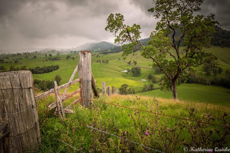 Across the Hills