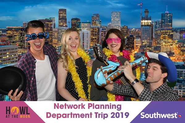 Southwest Network Planning 2019 Howl