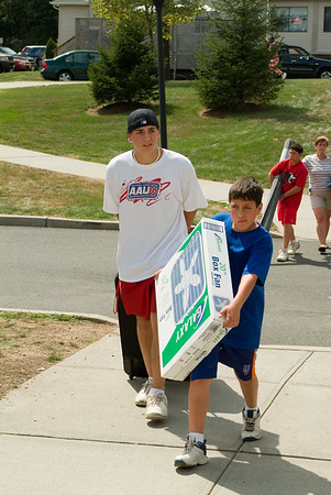 2005 Move In Day
