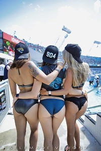 Cabana Babes of the Jags