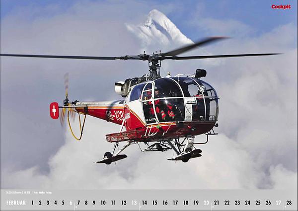 Cockpit Calendar – Cockpit Feb 2011