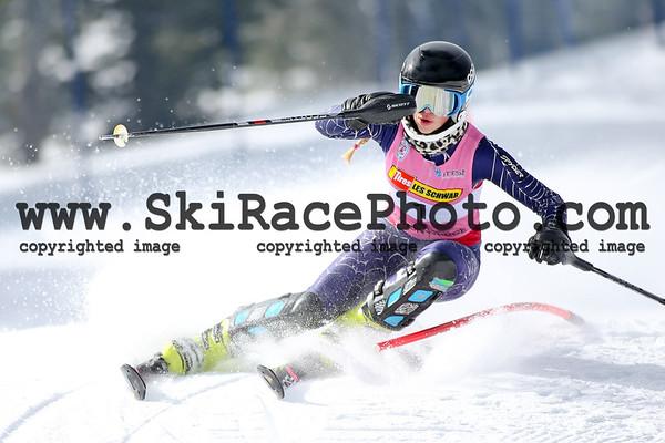 Sunday Ladies AM (Slalom)