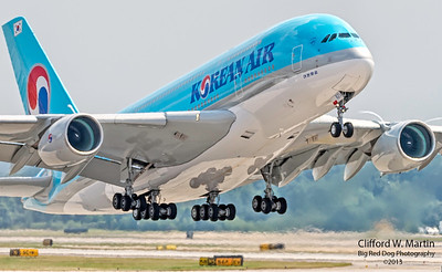 Korean Air Lines A380-800