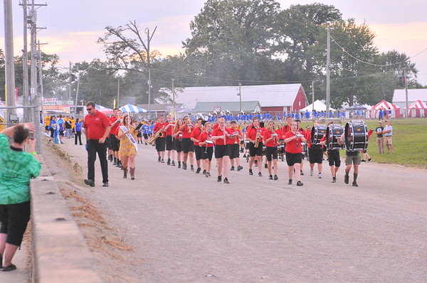 08-21-17 Show of Bands @ Defiance cnty fair
