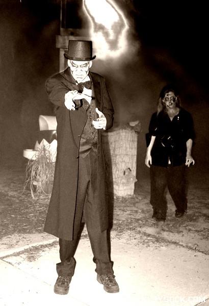 Halloween Horror Nights 2004