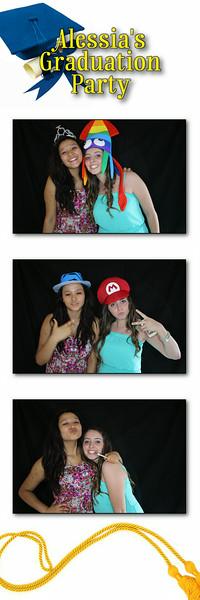 2014-06-07 Alessia Risi Graduation Party