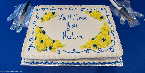 Retirement Reception for Helen Telep-Gonzalez
