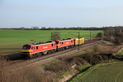ECML - Shaftholme Jn. - Hambleton North Jn. (ECM2) & Selby South Jn.