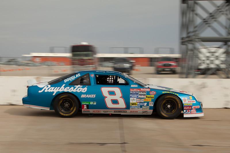 Clay Harper's 1993 NASCAR Ford T-Bird.