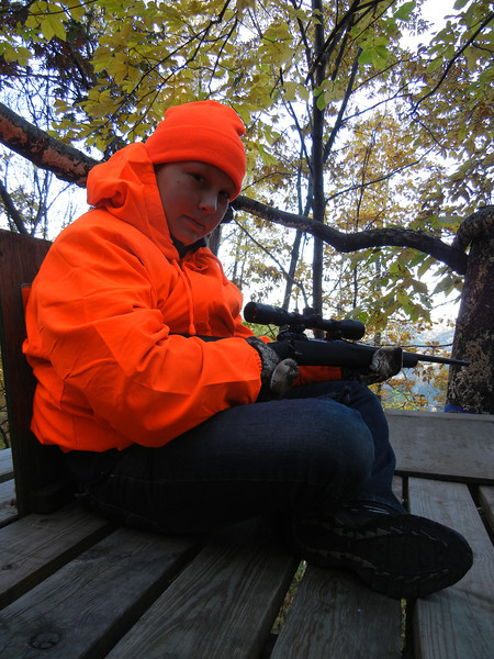 Deer Hunting - Fall 2012