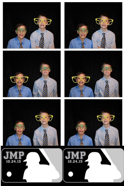 JMP Bar Mitzvah