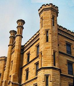 Old Joliet Prison (Collins Street Prison)