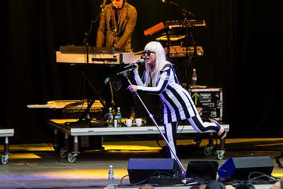 Blondie, Bergenfest 2014