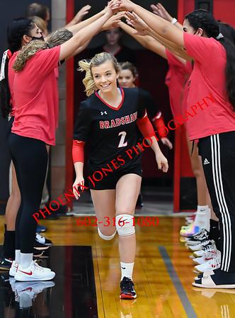 9-26-2020 - Bradshaw Mountain v Lee Williams - Varsity Volleyball