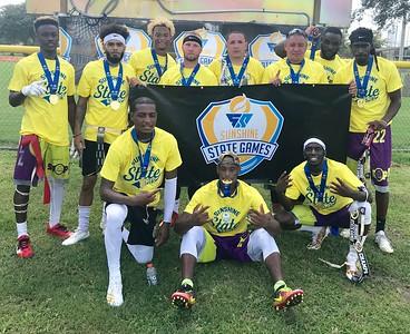 2019 SSG Flag Football - Davenport, Fla.