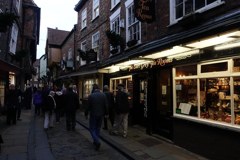 The Earl Grey Tea Rooms,Shambles