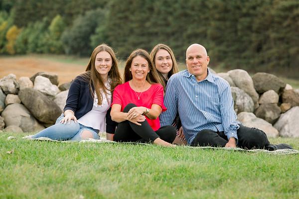 Hugget Family Photos
