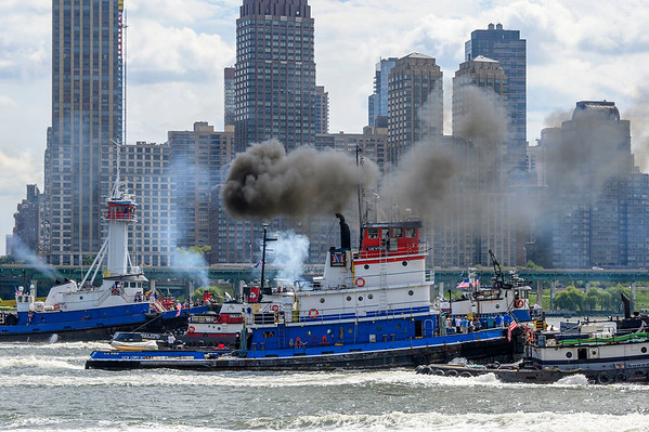 Tugboat Race September 2019