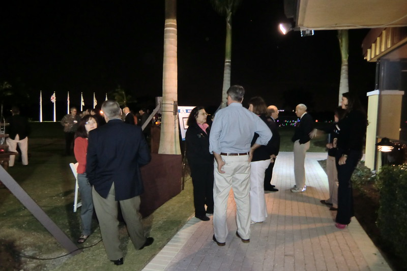 AAA-CPA Welcome Dinner on the Masters Lawn