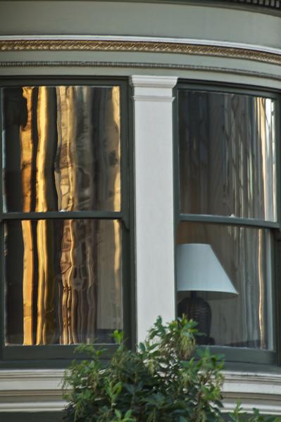 Windows on Fulton Street