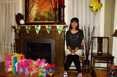 Amanda's 17th Birthday