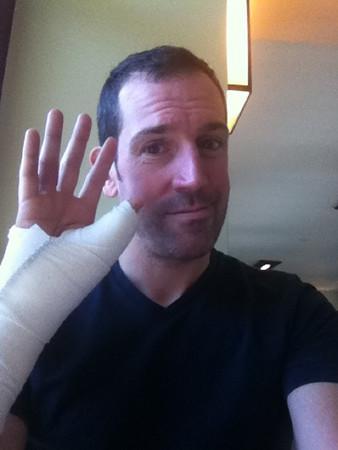 Broken Thumb 2011
