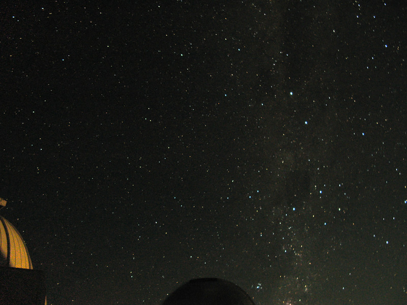 Milkyway and telescopes