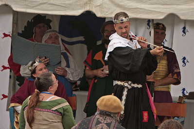 Coronation of Vladimir and Kalisa