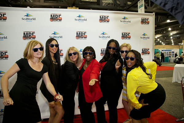MBE Candids at WBENC