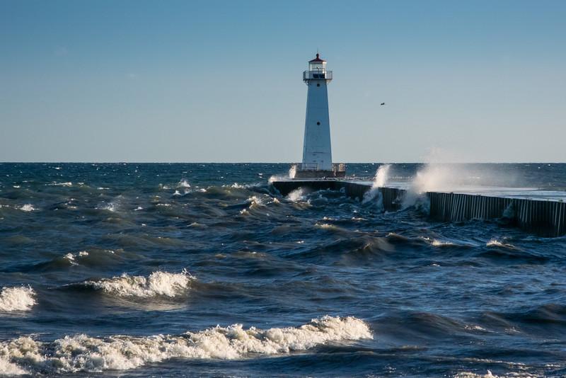 Sodus Harbor Lighthouse