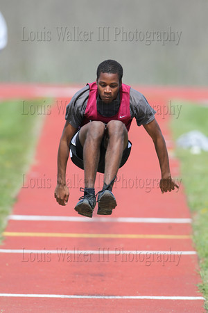 Track and Field - Prep School 2012