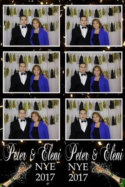 Eleni & Pete