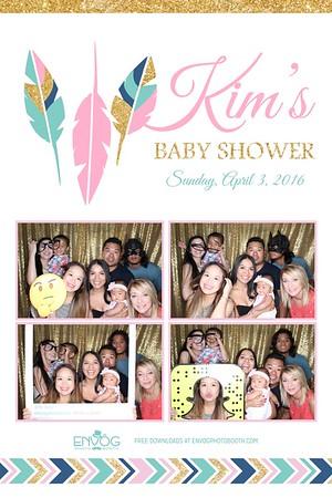 Kim's Baby Shower (prints)