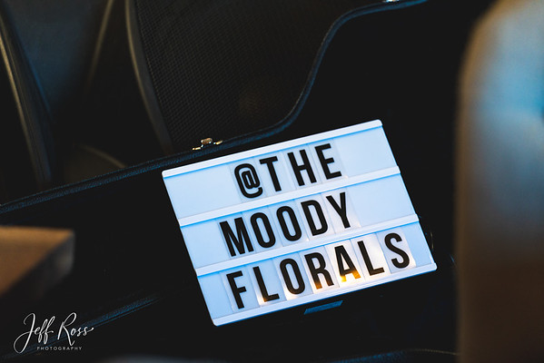 2019 - The Moody Florals @ JOJO Coffeehouse (7/27/19)