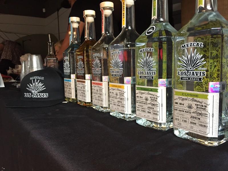 Los Javis, Dave Millers Mexico, Mexico in a Bottle, Mezcalistas