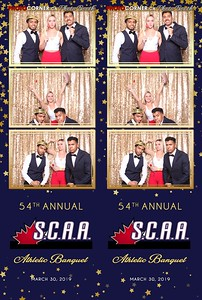 SCAA Athletic Banquet - 03-30-2019