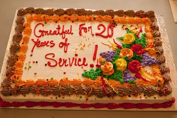 Cindy G's 20 year Celebration