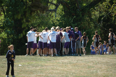 2007 Varsity Cross Country at Covington Catholic Invitational