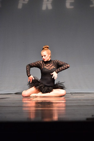 242 The Artist - Dancers Image