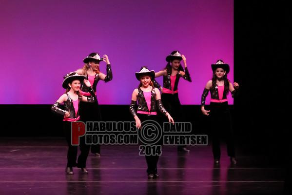 The Dancer's Pointe  -  2014