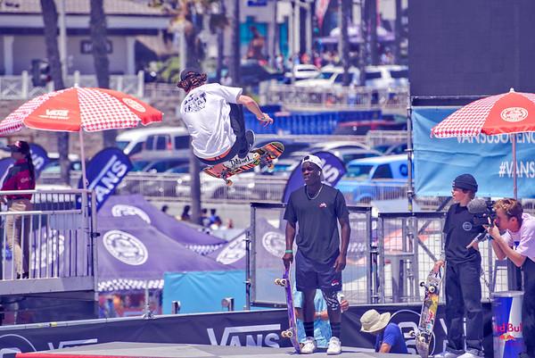 2018 Van's Pro Surf & SkateBoarding Huntington Beach