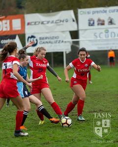 SGIS Girls Soccer Tournament-2018