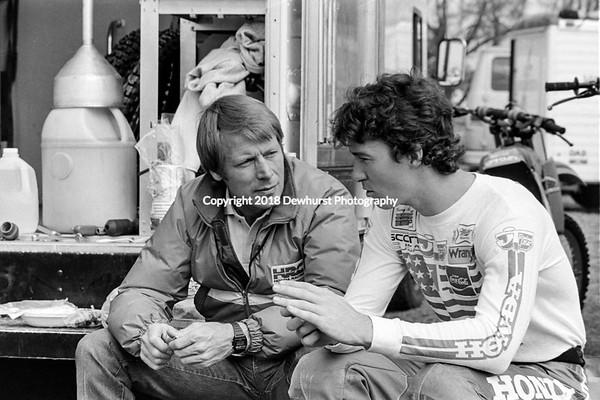 Gainsville Motocross 1984