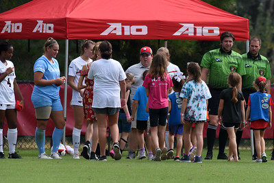 Women's Soccer vs Dayton