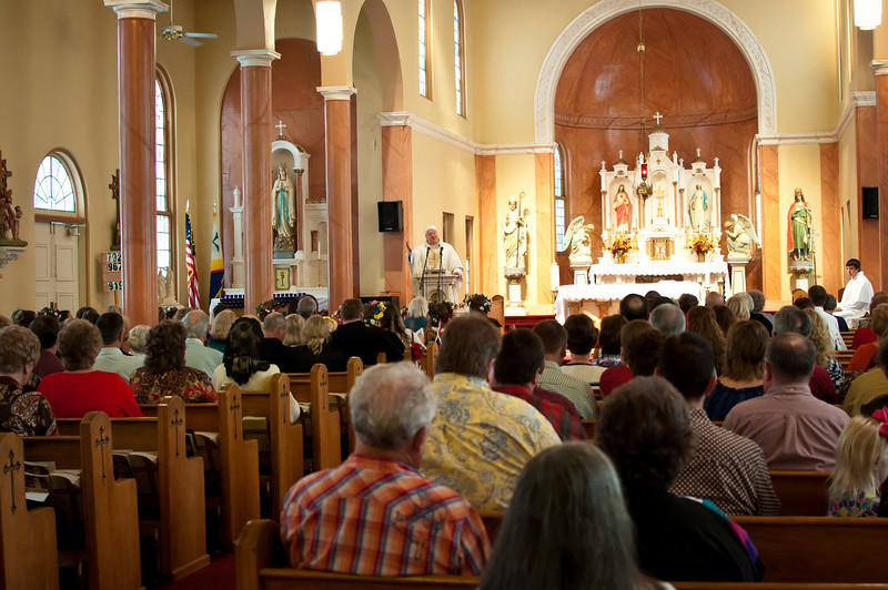 St. Stanislaus Thanksgiving Dozynki Mass