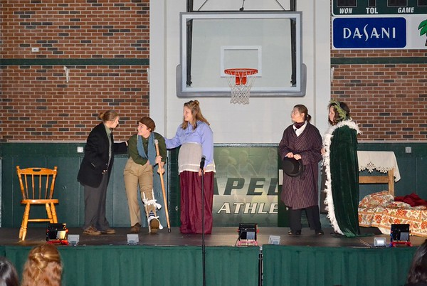 """A Christmas Carol"" Winter Play"
